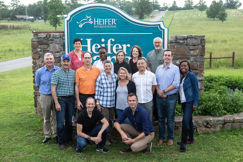 Heifer International Board of Directors