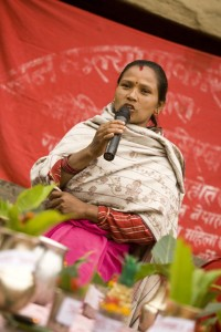 A Nepal project participant shares her story.